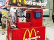 McDonald's exposé à Milan pour le meilleur et pour le pire