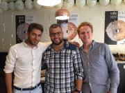 Bagel Corner fête sa 10e avec un nouveau restaurant pilote
