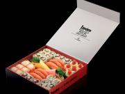 Sushi Shop lance la box London avec Chris Labrooy