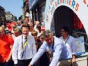 Plus de 1700 km déjà parcourus par les Banetiers sur le Tour de France