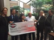 Restaurants Sans Frontières et Cafés Richard financent une cantine au Vietnam