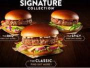 McDo UK s'inspire de McDo France et lance 'Signature' avec des chefs