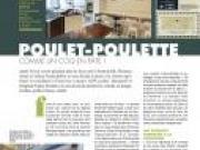 Poulet-Poulette, comme un coq en pâte !