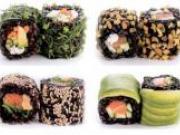 Planet Sushi investit le gluten free et lance ses sushis au riz noir