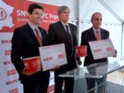 KFC et SNV signent un partenariat pour du poulet made in France