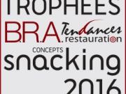 8 concepts innovants récompensés par les Trophées B.R.A. Concepts Snacking sur Sandwich & Snack Show