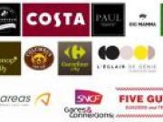 Areas et Gares & Connexions annoncent les 13 enseignes de la Gare du Nord
