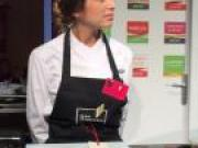 La péruvienne Ivalu Acurio remporte la 11e Coupe du Monde du Sandwich Délifrance