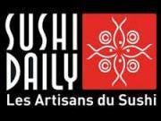 Sushi Daily s'installe à la gare Montparnasse pour 5 mois