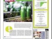 Concepts, Dossier Boissons sans alcool et spécial Toulouse au sommaire de France Snacking n° 39