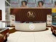 Magnum installe un bar à glaces éphémère en centre commercial