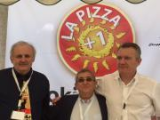 LA PIZZA+1 prévoit de tripler ses ventes en France