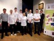 3 BTS d'écoles hôtelières couronnés aux Trophées des Jeunes Talents Boiron Frères