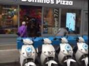 Le 300e Domino's Pizza français ouvre sous le nouveau format Bistrot