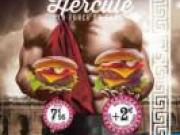 Mythic Burger lance sa campagne Hercule pour les #JORio2016