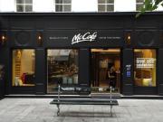 McDonald's ouvre un nouveau concept sans burger sous enseigne McCafé