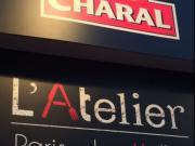 L'Atelier, le pop-up éphémère de Charal où la viande est dans tous ses états