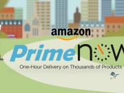 Amazon Prime Now, future market place de l'alimentaire ?