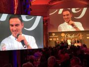 Antoine Chuard et Silvan Oswald, vainqueurs des Chefs en Or 2016