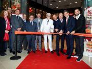 KFC inaugure son 200e restaurant en France aux 4 Temps chez Unibail-Rodamco