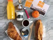Franprix joue l'hyper proximité avec Matin®, ses petits-déjeuners livrés à domicile ou au bureau