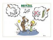 Le calendrier Reitzel 2017 signé Philippe Tastet