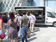 Defacto lance un nouvel appel d'offres pour des Food Trucks à la Défense en 2017