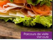 Parcours snacking, un guide de visite en partenariat avec France Snacking