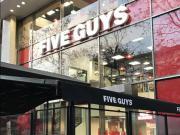 Five Guys bientôt à Lille