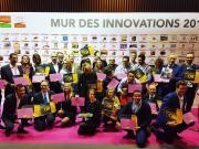 Les lauréats Snacking d'Or 2017 reçoivent leurs trophées !