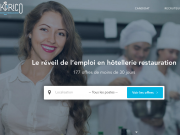 Cookorico imagine le e-recrutement à destination des indépendants