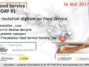 Le 1er Food Service DDay se tient à Paris le 16 mai