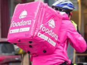 Foodora accueille à son capital Naspers pour 387 M€