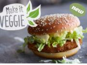 McDo France passerait au végétarien en octobre avec le Grand Veggie