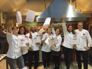L'Atelier des Chefs célèbre sa première promo i-Chef pro CAP Cuisine
