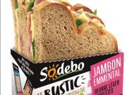Sodebo confirme son leadership en snacking LS et lance le Rustic