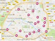 Accueil royal pour 41 food trucks à Paris