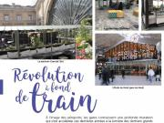 La restauration en gare, révolution à fond de train