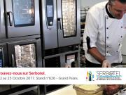 Le programme très gourmand (et très snacking !) de RATIONAL au salon Serbotel 2017