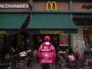 McDonald's s'accoquine avec Foodora à Strasbourg