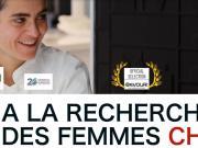 Projection du film A la recherche des femmes chefs le 11 décembre