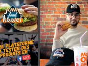 Junk Food Addict France : une opportunité marketing pour le snacking ?