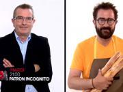 Patron Incognito, David Giraudeau, le DG de La Mie Câline devient Jérôme le 23 janvier