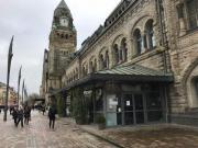 SSP accueille Michel Roth à la gare de Metz et annonce l'arrivée du britannique Eat à Paris-Gare du Nord