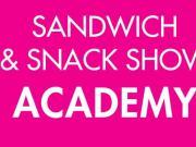 Les 11 concepts nominés pour la Sandwich & Snack Show Academy 2018 sont...