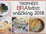 Les Trophées B.R.A. Concepts Snacking remis le 5 avril sur le Sandwich & Snack Show
