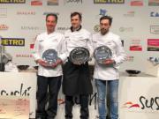 Le 2e Championnat de France du Sushi gagné par Yann Rousselot