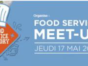 Un bal de startups au 1er Food Service Meet Up avant le DDay #2 le 17 mai