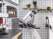 Pazzi, quand le robot prend la place du pizzaïolo façon show cooking