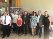 Aires d'autoroutes, Sighor fait le pari d'une restauration durable avec LEO 2020